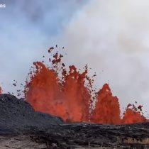 Nueva erupción del Kilauea y río de lava amenazan suministro eléctrico en Hawai