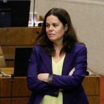 Maya Fernández dice que la mesa del PS no le toma el peso a la