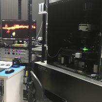 Chile entra a la vanguardia con microscopio de dos fotones que permite estudiar neuronas en tiempo real y 3D