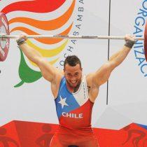 Oro y récord: Arley Méndez se coronó campeón de halterofilia en Juegos Suramericanos