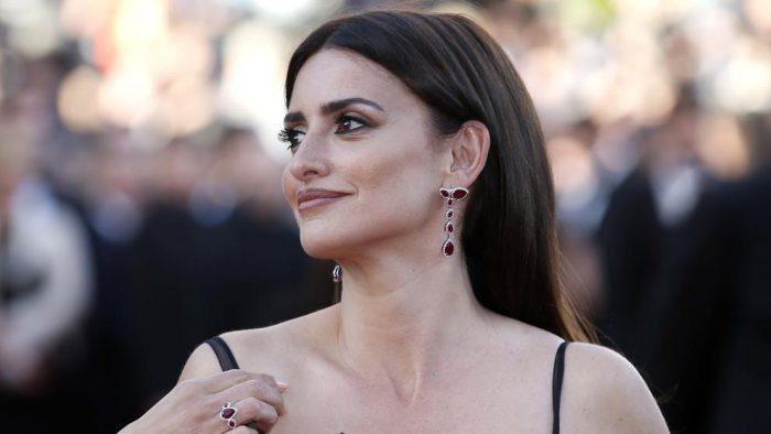 Penélope Cruz, una las mejor vestidas en la inauguración del Festival de Cannes