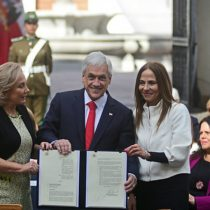 Piñera se la juega con contundente agenda de género: desde proyecto de Bachelet hasta terminar con discriminación en isapres