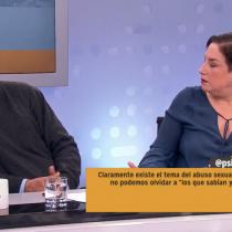 Beatriz Sánchez e Ignacio Walker tienen encontrón al hablar de acoso sexual callejero