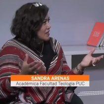 La Semana Política: Sandra Arenas, teóloga PUC, se refiere a las indemnizaciones por abuso sexual en la Iglesia