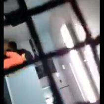 Fundación descarta maltrato: El dramático llanto de un niño al interior de un centro del Sename