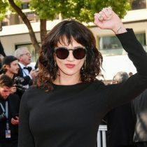 [VIDEO] Asia Argento recordó en la clausura de Cannes que fue violada por Harvey Weinstein en 1997