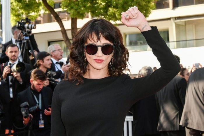 """Despiden a Asia Argento de la versión italiana de """"X Factor"""" luego de denuncia de abuso sexual a menor de edad"""