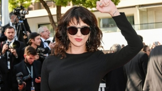 [VIDEO] Asia Argento recordó en la clausura de Cannes que fue violada por Harvey Weinstein en 1997