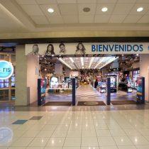 Apertura de centros comerciales de Cencosud y Tiendas Paris a lo largo de Chile
