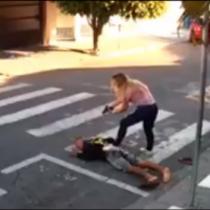 Una policía brasileña mata a delincuente que intentaba asaltar a mujeres que estaban celebrando el día de la madre