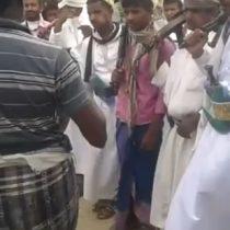 La boda en Yemen que terminó en un