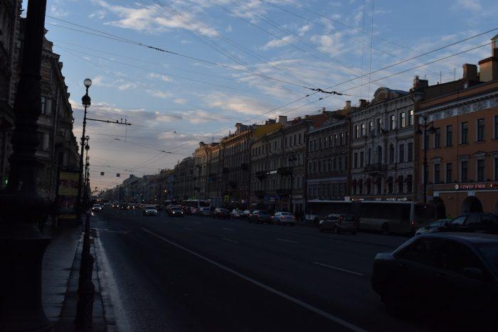 San Petersburgo y la ventana rusa a Europa