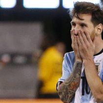 Messi envuelto en pugna de Medio Oriente previo a Copa Mundial