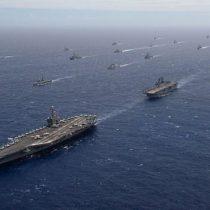 Cómo es el RIMPAC, el ejercicio de guerra naval más grande del mundo en el que participarán Chile, Colombia, México y Perú