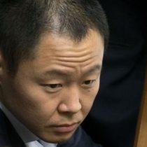 Perú: Congreso acuerda suspender y denunciar penalmente a Kenji Fujimori