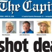 Tiroteo en Maryland: al menos 5 muertos en un ataque