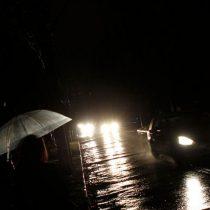 Temporal deja a unas 100 mil personas sin energía eléctrica