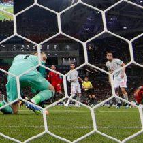 El grotesco error de David de Gea que permitió el segundo gol de Portugal