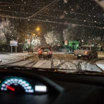 Intendencia Metropolitana suspende las clases en 9 comunas ante amenaza de la nieve