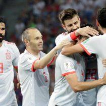 Rusia 2018: El golazo de Nacho que puso arriba a la selección española