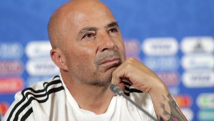Sampaoli descarta dimitir tras la eliminación de Argentina
