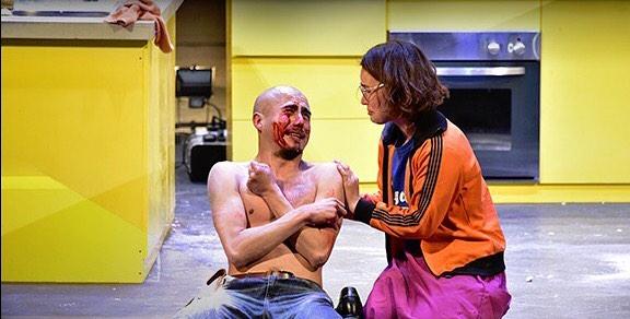 """Obra """"Madre"""" en Teatro Regional del Maule, Talca"""