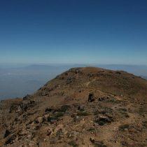 Socorro Andino y Carabineros buscan a hombre que se encuentra desaparecido en el cerro Provincia