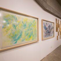 """Exposición obra """"Territorios"""" de Tola Navarro en Galería Taller Map, Valparaíso"""