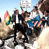 Evo Morales descarta plantear una contrademanda a Chile por el Silala