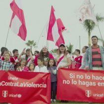 La hermosa campaña en contra de la violencia infantil de UNICEF que se volvió viral