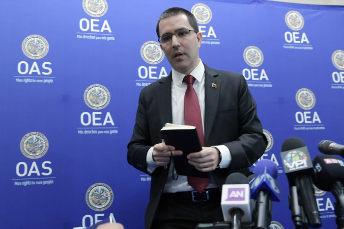 Comité de OEA aprueba que Asamblea General debata resolución sobre Venezuela