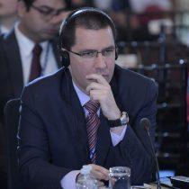 El duro enfrentamiento entre el canciller venezolano Jorge Arreaza y el canciller Roberto Ampuero, en La Asamblea General de la Organización de Estados Americanos (OEA)