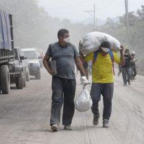 Guatemala anuncia plan de reconstrucción tras erupción del Volcán de Fuego