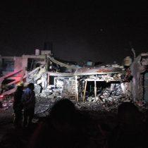Siete muertos y ocho heridos por explosión pirotécnica en una casa mexicana