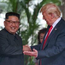 Trump sobre los supuestos problemas de salud de Kim: