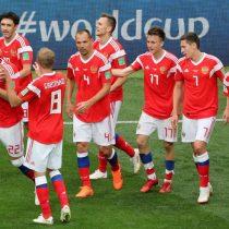 Mundial 2018: Rusia debuta con goleada a equipo de Pizzi