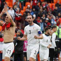 Rusia 2018: Uruguay se queda con los tres puntos tras vencer a Egipto en agónico partido