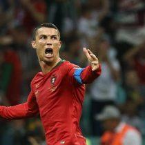 Cristiano Ronaldo 3, España 3: la gran exhibición del portugués en el mejor partido del mundial