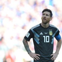 La sorpresa del Mundial: Argentina sólo logra empatar tras chocar con el muro de Islandia