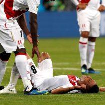 Una superiora selección de Perú cae por la cuenta mínima ante una pragmática Dinamarca