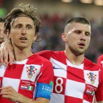 Croacia se lleva tres puntos ante Nigeria y el liderato del grupo D