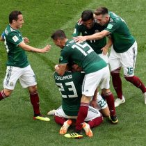 El Mundial de las sorpresas: con un planteamiento perfecto, México derrota al campeón Alemania