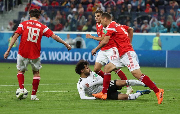 Copa del Mundo: Rusia se encamina a octavos tras derrotar a Egipto por 3-1