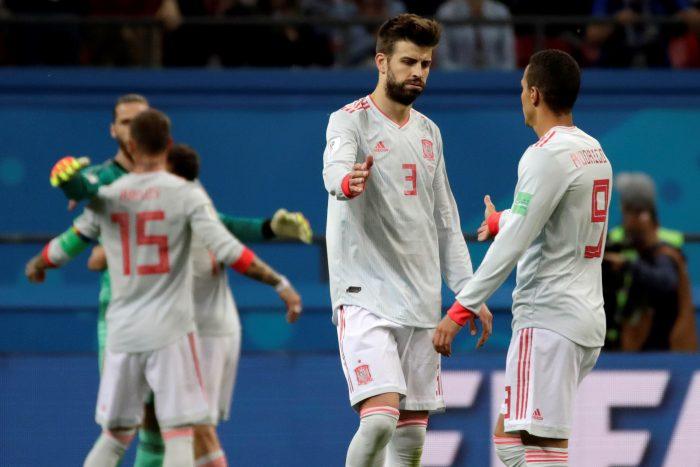 Rusia 2018: España sella su pase a octavos de final tras vencer a Irán 1-0
