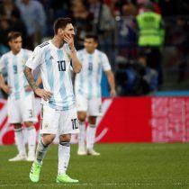 Argentina en peligro de terminar viendo el Mundial por televisión: cae 0-3 ante Croacia
