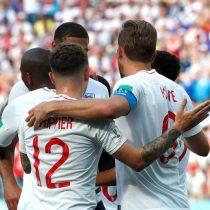Grupo definido: Inglaterra se destapa goleando a Panamá y clasifica a octavos