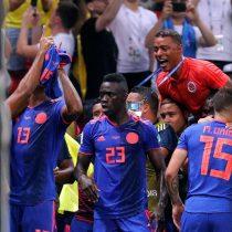 Colombia se redime de su mal debut y golea a Polonia