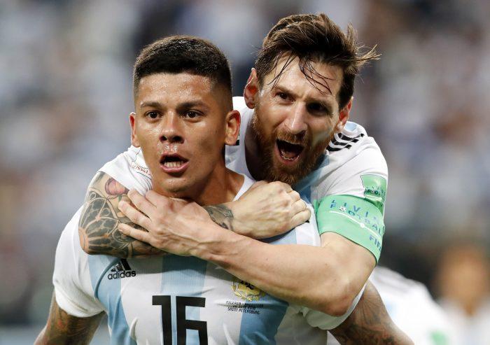 Rusia 2018: Argentina logra el milagro y se clasifica a octavos de final