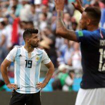 Argentina se topa con el extraordinario Mbappé y queda eliminada del Mundial de Rusia