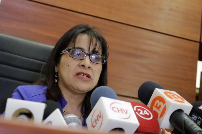 Caso Matute: Corte de Apelaciones declaró inadmisible querella contra ministra Rivas